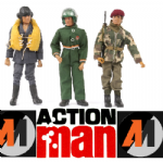 Action Man Toys (G.I. Joe)